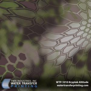 Wassertransferdruck Licensed Camo weatheridge camouflage WTP 676 100 cm 30 µm