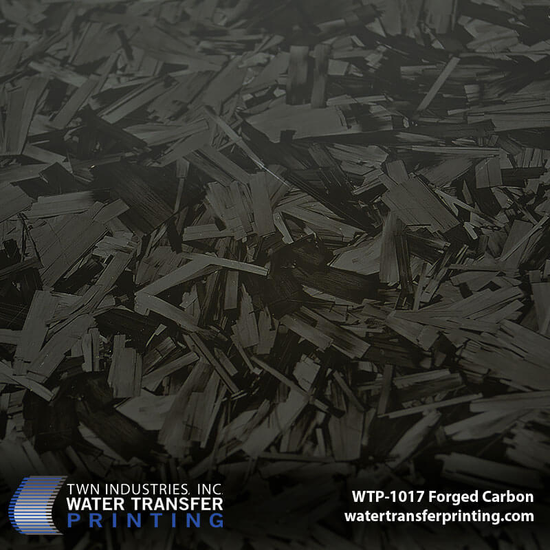 Forged Carbon Fiber